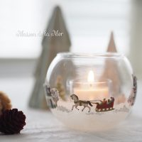 たくさん飾ろう♪デコパージュで祝うクリスマス